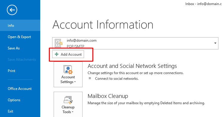 mail in outlook28 1