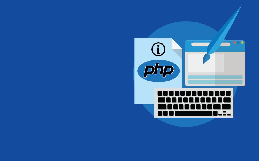 cara membuat script phpinfo dan melihat informasi phpinfo