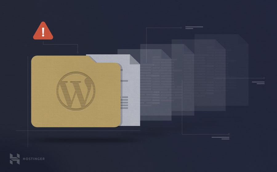 Cara Mengatasi Error Missing a Temporary Folder di WordPress