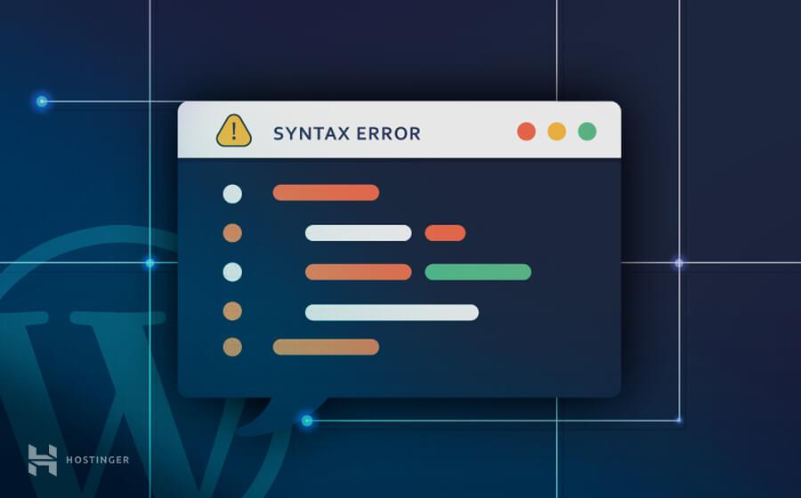 Cara Mengatasi Syntax Error di WordPress Bagi Pemula