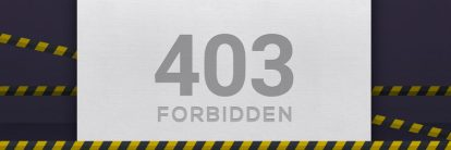 Cara mengatasi 403 forbidden di wordpress