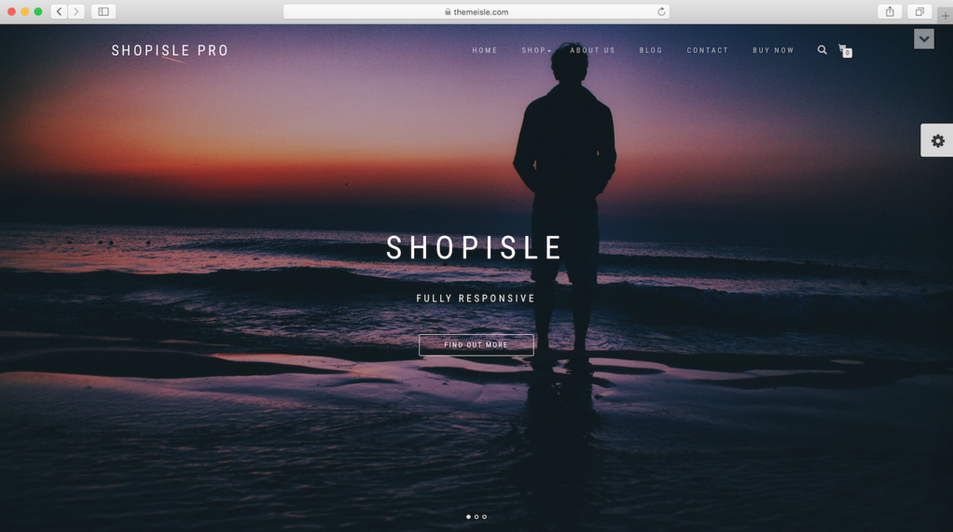 tema wordpress gratis shopisle