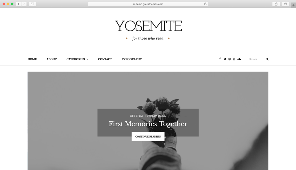 tema wordpress terbaik yosemite