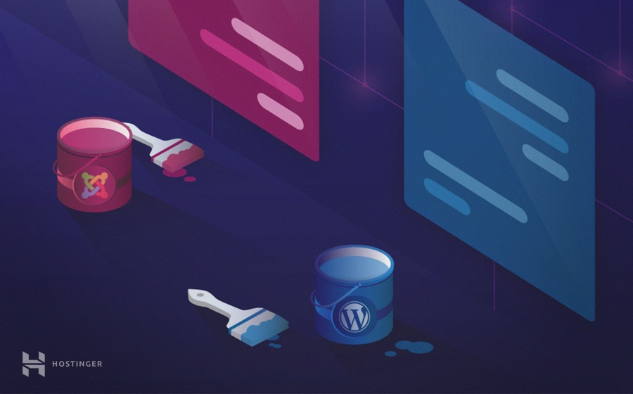 Joomla vs WordPress: Mana yang Terbaik?