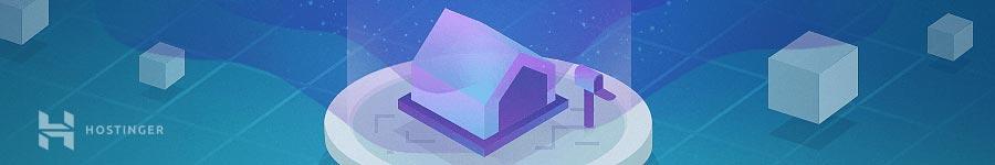 Pilih web hosting
