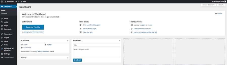 Panduan Cara Membuat Website Sendiri Dengan Mudah