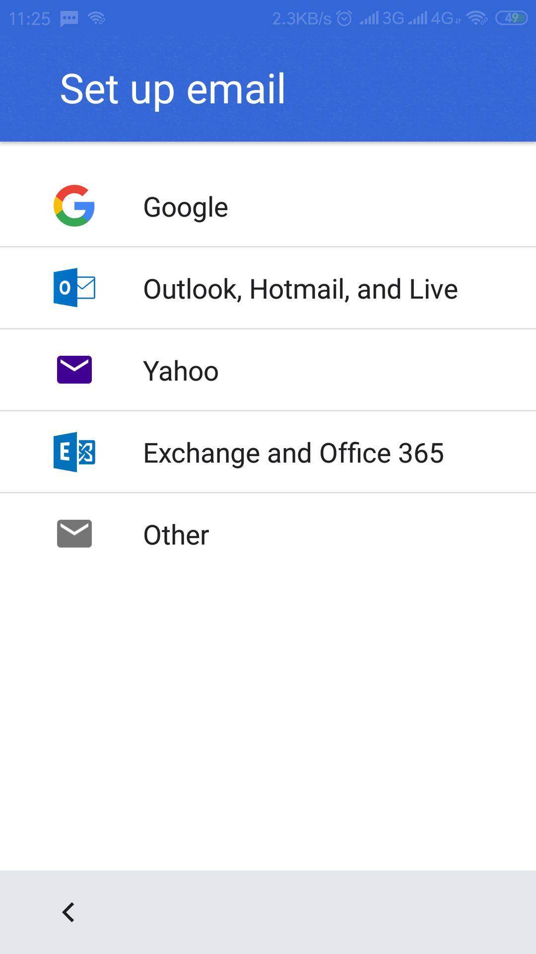Cara Membuat Email Di Hp Android Gmail Lainnya