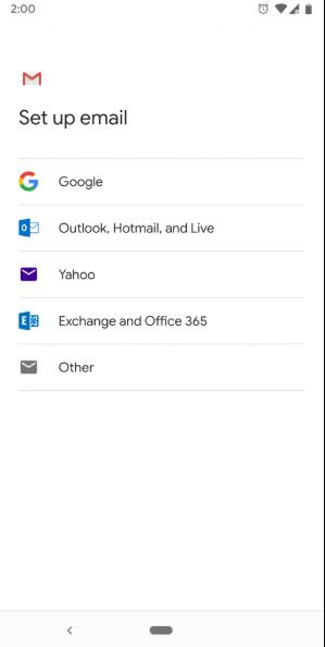 Cara membuat email gmail - buat akun email baru