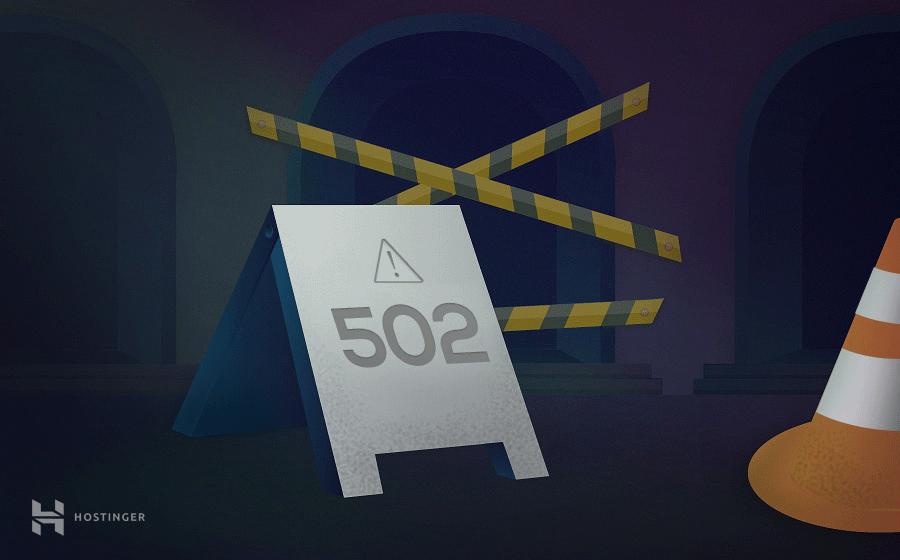 Cara Mengatasi Error 502 Bad Gateway di WordPress