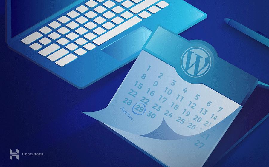 Cara Menjadwalkan Post Artikel di WordPress
