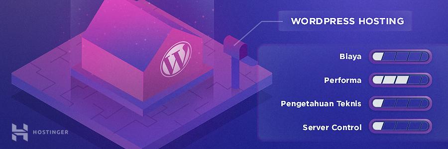 Pengertian WordPress Hosting