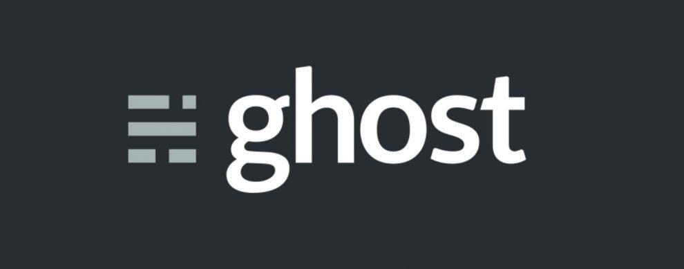 Logo CMS Ghost