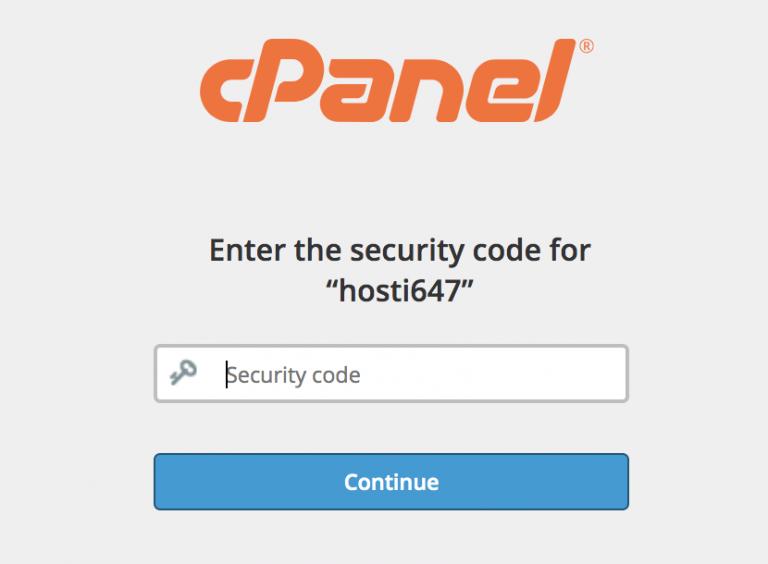 Kode keamanan