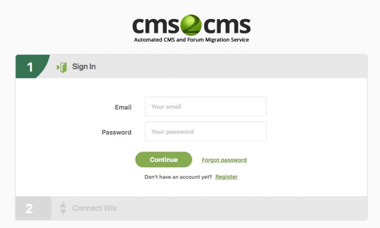 Akun CMS2CMS