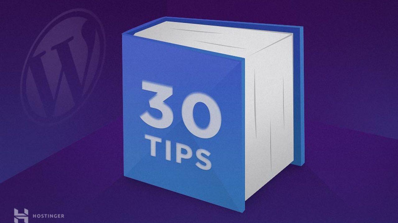 30 Cara SEO WordPress untuk Menaikkan Peringkat Website di Mesin ...