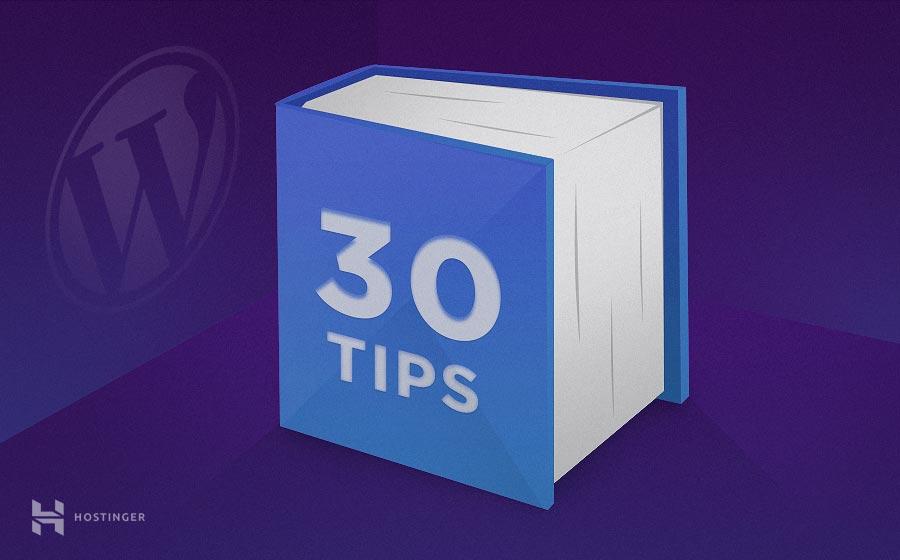 30 Cara SEO WordPress untuk Menaikkan Peringkat Website di Mesin Pencari
