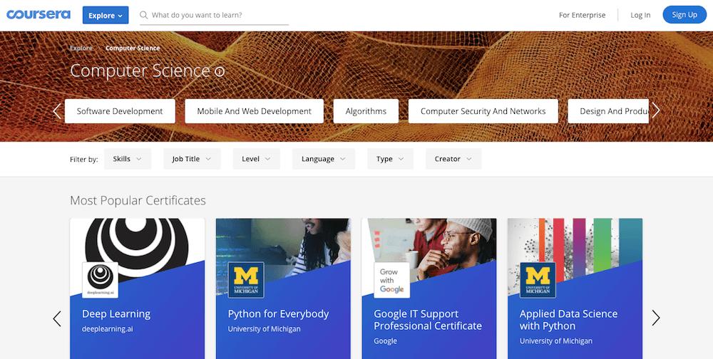 Coursera Coding