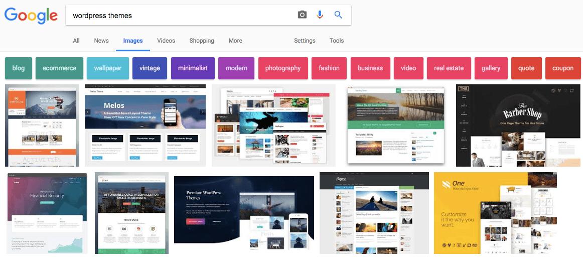 Pencarian gambar di Google