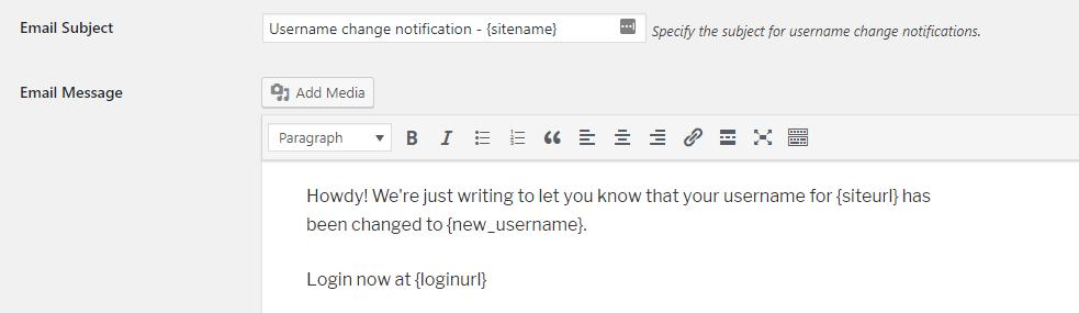Template notifikasi email konfirmasi