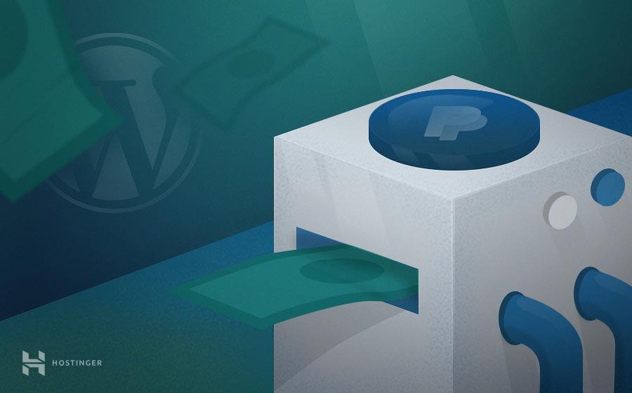 Cara Membuat Tombol Donasi PayPal di WordPress