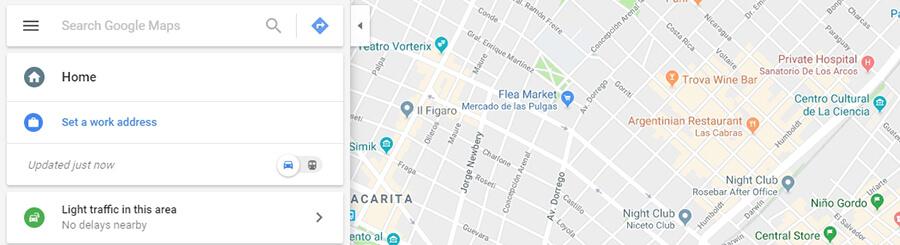 Memasukkan google map ke WordPress