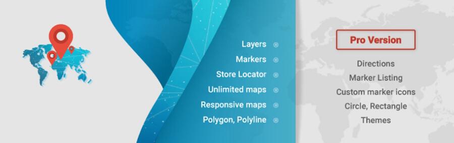 Cara memasang Google Map di WordPress dengan menggunakan plugin WD Google Maps
