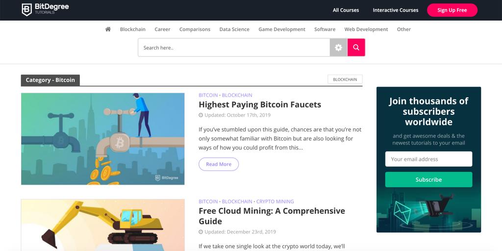 Penghasilan tambahan dari rumah dengan berinvestasi bitcoin