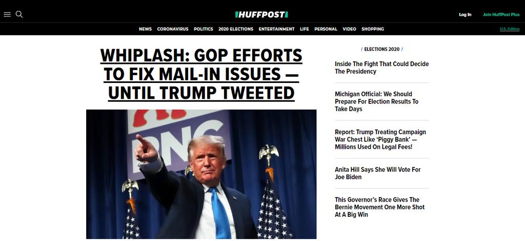 Beranda utama Huffington Post