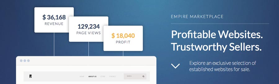 Menghasilkan uang online dengan menjual website