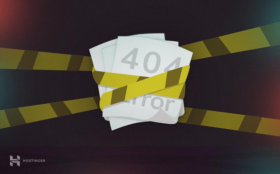 3 Cara Mengatasi Error 404 di Post dan Halaman WordPress