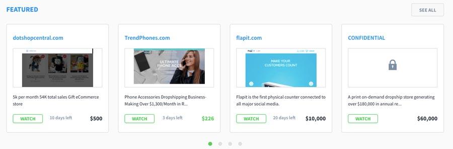 Menghasilkan uang online dengan menjual kembali website