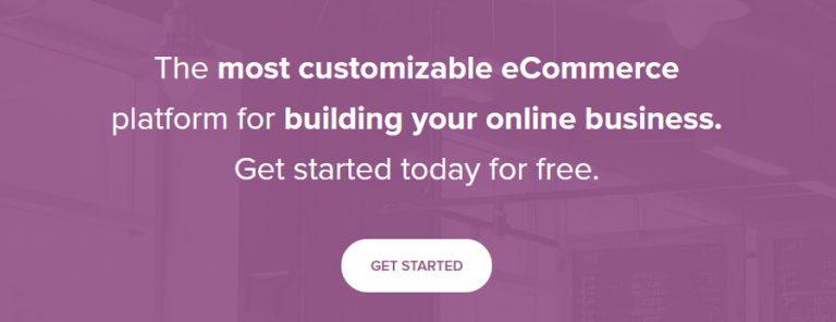 CMS toko online - WooCommerce