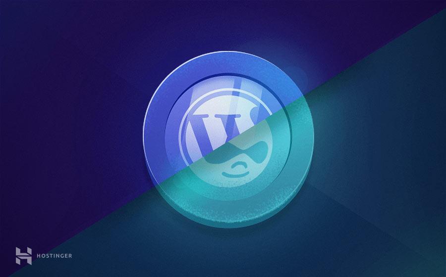 WordPress vs Drupal – Mana CMS yang Paling Baik?