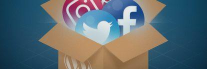 3 Cara Menambahkan Social Media di WordPress
