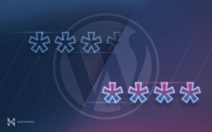 3 Cara Ganti Password WordPress