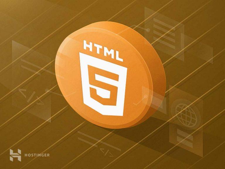 Apa Itu HTML? Pemahaman Dasar Tentang Bahasa Markup Hypertext