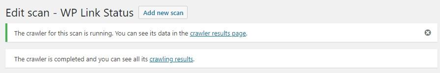 Hasil Crawler