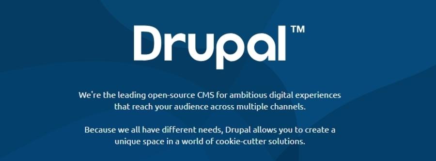CMS forum Drupal