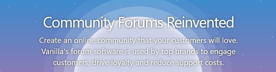 Membuat forum di Vanilla