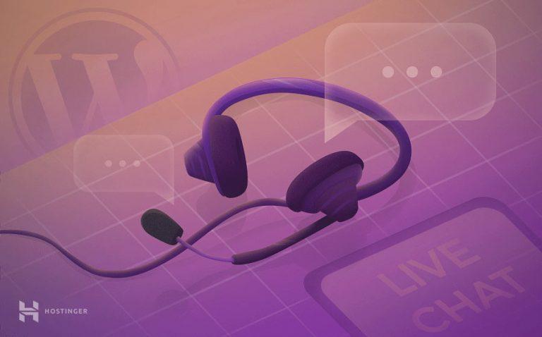 Cara Membuat Live Chat di WordPress & 5 Plugin Terbaiknya