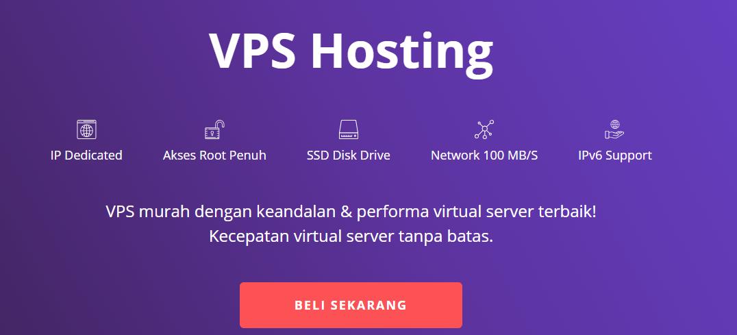 VPS hosting untuk membuat situs permainan online