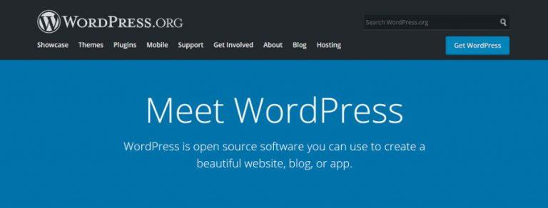 Buat situs web dengan WordPress