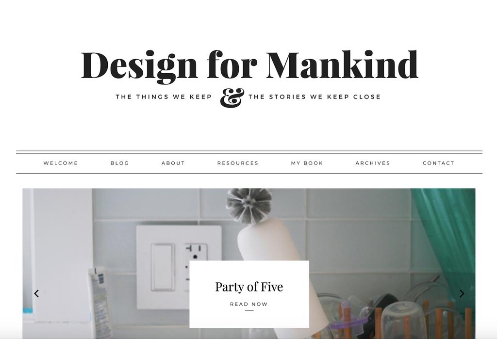 Design for Mankind