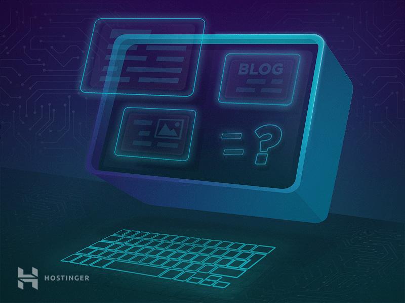 Apa Itu Blog? Pengertian dan Sejarah Blog