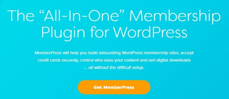 MemberPress: plugin ecommerce WordPress