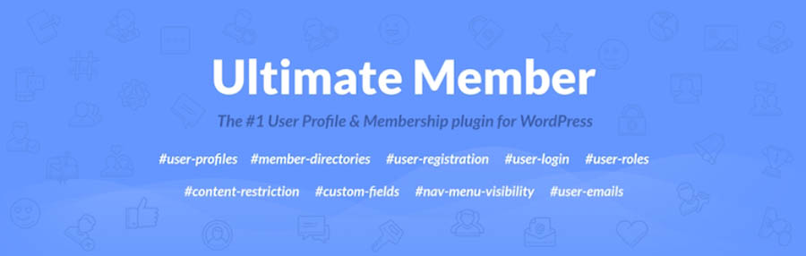 Plugin membership WordPress Ultimate Member