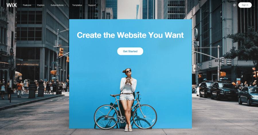 Website Wix