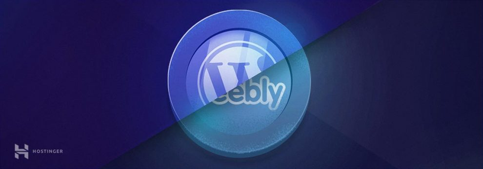 Weebly vs WordPress: Manakah Platform Terbaik untuk Membuat Website?