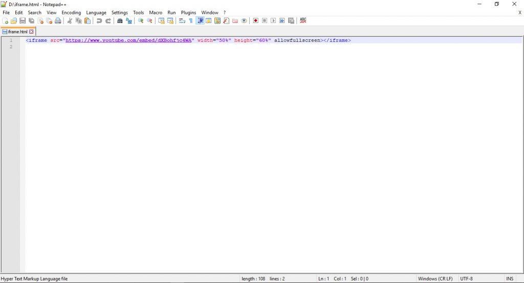 text editor terbaik: Notepad++