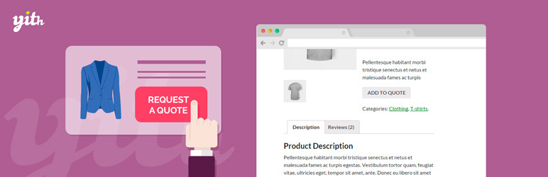 WooCommerce plugin: YITH WooCommerce Request a Quote